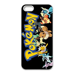 Anime cartoon Pokemon Cell Phone Case for Iphone 5s
