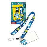 Monsters University Lanyard with Sully Dangle