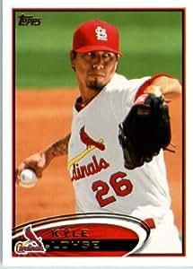 2012 Topps Team Edition Baseball Card #STL11 Kyle Lohse St. Louis Cardinals