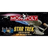 Star Trek~limited Edition Monopoly by Parker Brothers