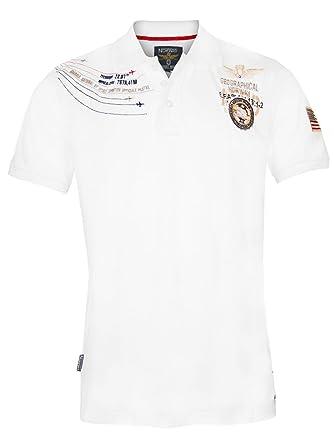 GEOGRAPHICAL NORWAY Hombre Diseñador Polo Shirt Camisetas - KAERO ...