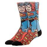DC Comics Male Superheroes Adult Socks (Superman)