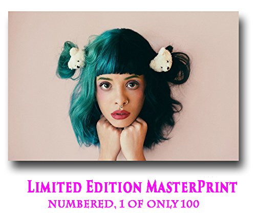 Melanie Martinez Poster   Limited Edition Masterprint Cry Baby Dollhouse   11 X 17 Inches