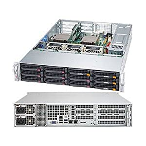 Supermicro SuperServer 6028R-WTR Barebone System - 2U Rack-mountable - Intel C612 Express Chipset - Socket R3 (LGA2011-3) - 2 x SYS-6028R-WTR