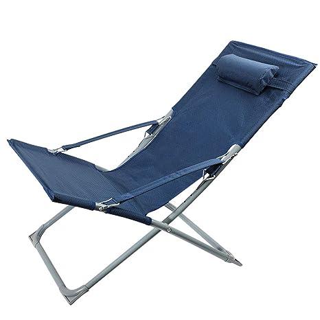 Heberhicuse Silla Plegable Gravedad Cero reclinable para ...