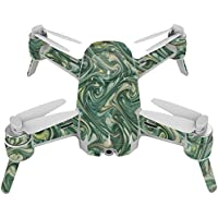 Skin For Yuneec Breeze 4K Drone – Marble Swirl | MightySkins Protective, Durable, and Unique Vinyl Decal wrap cover | Easy To Apply, Remove, and Change Styles | Made in the USA