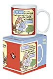 """Aunty Acid Coffee Mug """"I'm up! If you expecting bright eyed and bushy tailed- go catch a freakin' squirrel"""" Cool Morning Coffee Mug Mens Gift, Auntie Acid"""