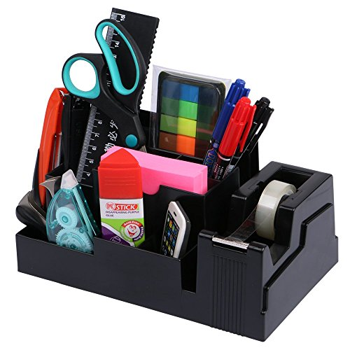 desk dispenser organizer - 1