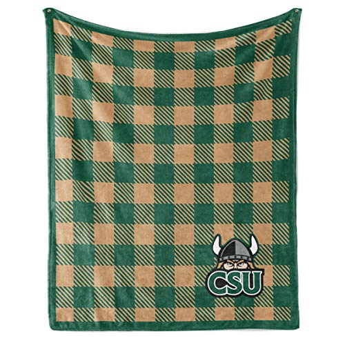 Official NCAA Cleveland State Vikings - Fleece Blanket