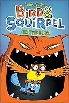 Bird & Squirrel on the Run 9780545312837 Comics & Mangas (Books) at amazon