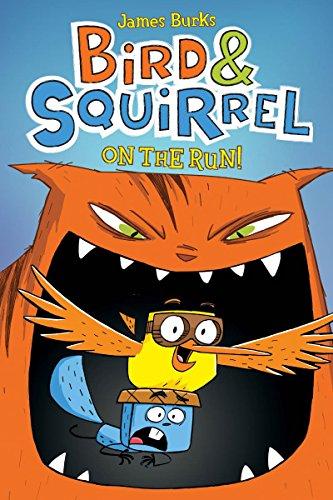 Toy Shop Magazine - Bird & Squirrel On the Run (Bird & Squirrel #1)
