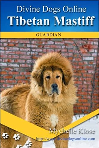 Tibetan Mastiffs (Divine Dogs Online Book 39)