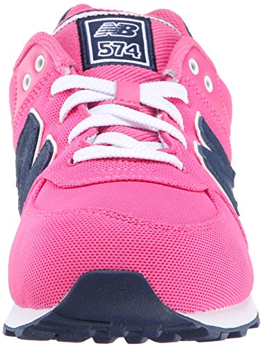 Baskets Rose Navy Pink Fille Basses Balance Kl574 New wEqX10P