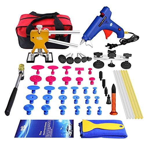 Super PDR Automotive Repair Tool Kits Paintless Dent Repair - 2