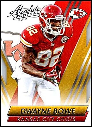 5769ca837 2014 Panini Absolute Retail  61 Dwayne Bowe NM-MT Kansas City Chiefs  Official NFL