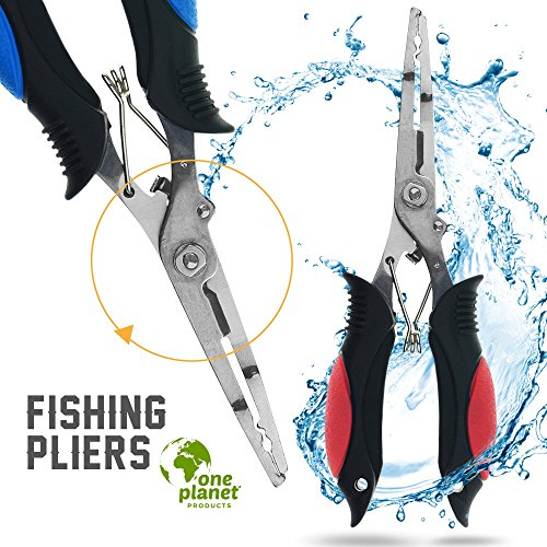Professional Fishing Pliers Multi Purpose Cutter product image