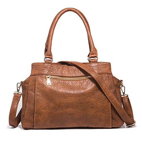 Abshoo Synthetic Leather Women Handbags Shoulder Crossbody Purse