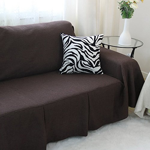 Karuilu Home Sofa Covers 1 Piece Anti Slip Sofa