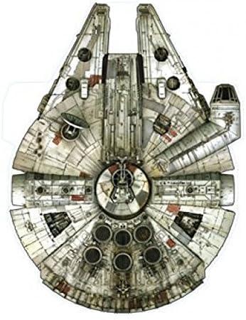 R2-D2 Millennium Falcon X-Wing Fighter Star Wars Micro Kites Lot of 4: BB-8