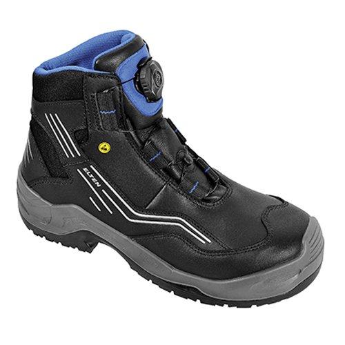 Elten 2060657 - 768.441-38 ambizione di scarpe di sicurezza s3 metà esd, vari colori,