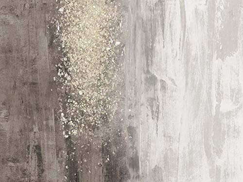 Glitter Rain II by Jennifer Goldberger Art Print, 21 x 16 inches ()