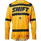 Shift 2018 Black Label Strike Jersey-Yellow-M