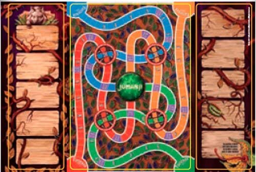 Cardinal - Jumanji (Bizak 61928235): Amazon.es: Juguetes y juegos