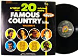 20 Famous Country Hits Volume 4
