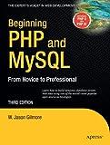 Beginning PHP and MySQL, W. Jason Gilmore, 1590598628
