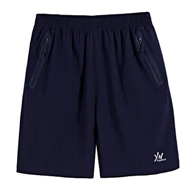 TIFIY Moda Verano Pantalones Cortos Transpirables para ...
