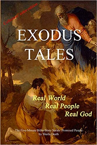 Exodus Tales: Five-Minute Old Testament Stories (Five-Minute Bible Story Series Book 2)