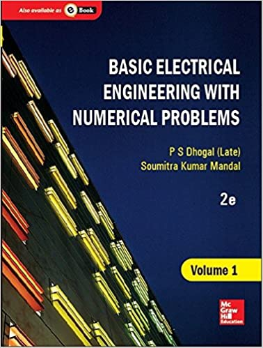 Buy basic electrical engineering with numerical problems vol 1 buy basic electrical engineering with numerical problems vol 1 book online at low prices in india basic electrical engineering with numerical problems fandeluxe Image collections