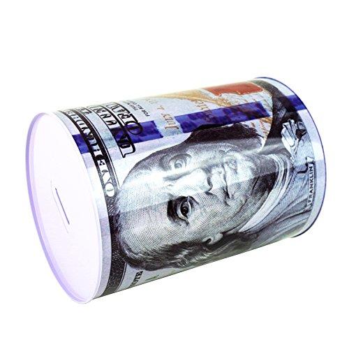 $100 Dollar Bill Piggy Bank 8.5