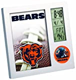 NFL Chicago Bears Desk Clock