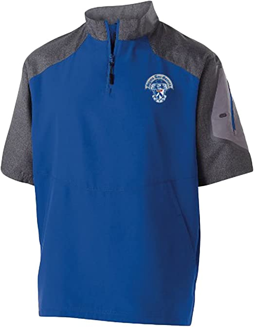 Sigma Nu Short Sleeve Raider Pullover
