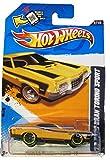Hot Wheels - 2012 Muscle Mania 7/10 - '72 Ford Gran Torino Sport 117/247 (yellow)