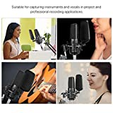 BOYA BY-M1000 Condenser Microphone Podcast Mic