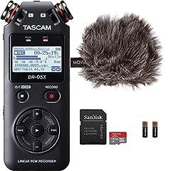 Tascam DR-05X Stereo