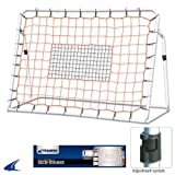 Champro Adjustable Soccer Rebounder (White, Medium)