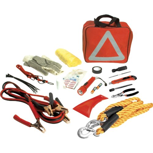 Performance Tool W1555 Deluxe Roadside Assistance Kit (Car Roadside Tool Kit compare prices)