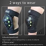 GEQID Adult/Youth Kids Knee Pads Elbow Pads Wrist