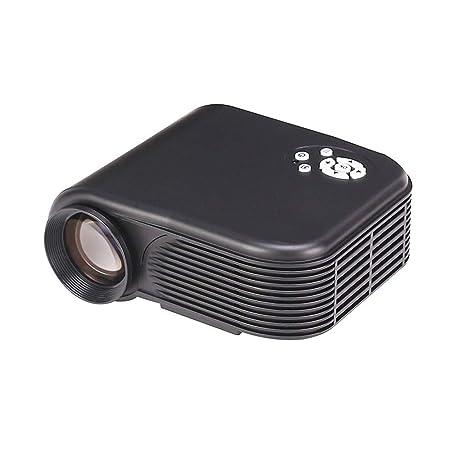 Proyector portátil, proyector Pico HD 1080P para Interiores y ...