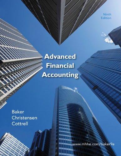 advanced accounting looseleaf - 5