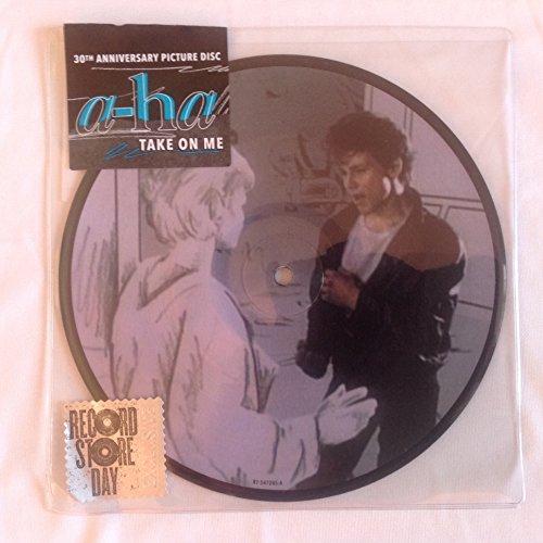 A-Ha: Take On Me Pic Disc Vinyl 7