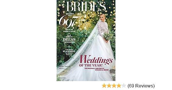 Wedding Magazines Free By Mail | Brides Amazon Com Magazines
