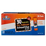 Elmer's Glue Stick (E599), 30 Count
