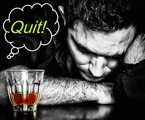 Quit Drinking! The Easy Way - A NO Alcohol Challenge Experiment - Big Self Help Book: How to Take Steps for Recovery from Alcoholism Drug Abuse Addiction ... Alcoholics Anonymous AA (English Edition)