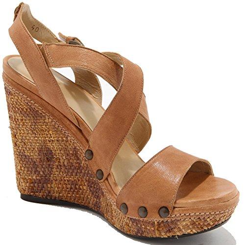 59104 Scarpa Shoes Weitzman Stuart Women Beige Sandalo Vintage Donna 1r1Hw