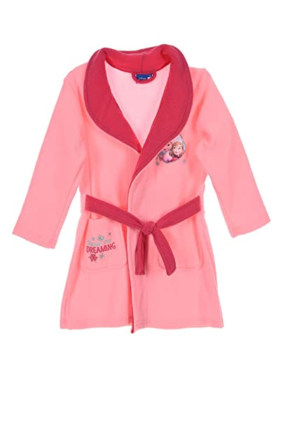 Amazon.com: Frozen Bathrobe Dressing Gown: Clothing