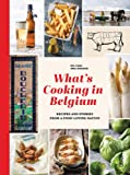 What's Cooking in Belgium, Anna Jenkinson and Neil Evans, 9460580939